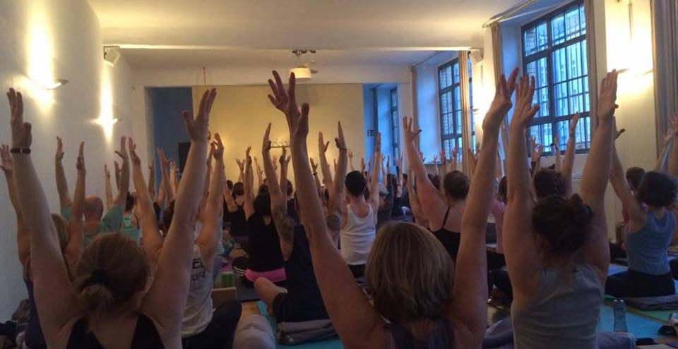 Peace Yoga Berlin - Jivamukti Yoga Schule in Berlin