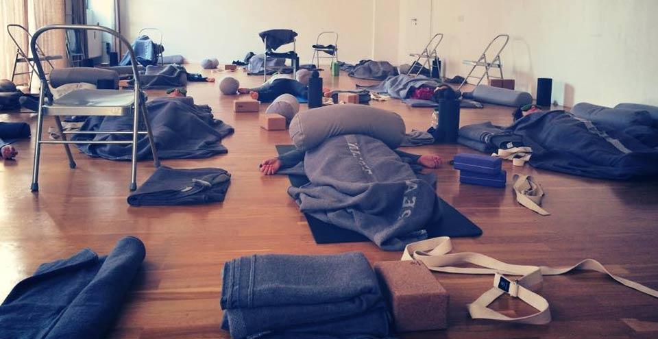 Peace Yoga Berlin - Jivamukti Yoga Schule in Berlin