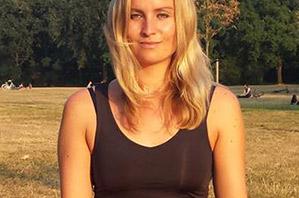 Stephanie Wieck - Yogalehrerin Berlin, Certified Jivamukti Yoga/ Vinyasa Flow Teacher