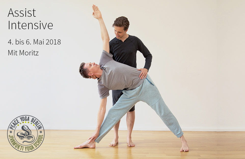 Yoga Assist Intensive Workshop