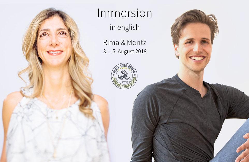 Yivamukti Immersion Workshop