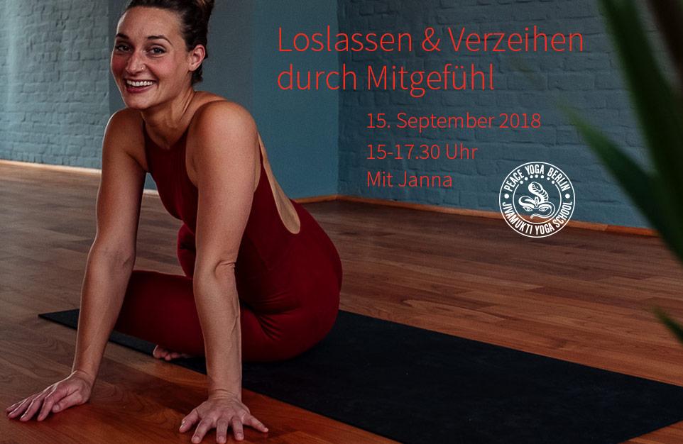 Mitgefühl Yoga Workshop