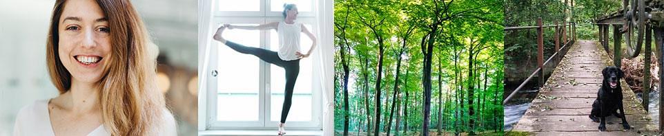Ann-Kristin Reiff - Yogalehrerin Berlin, Certified Jivamukti Yoga Teacher