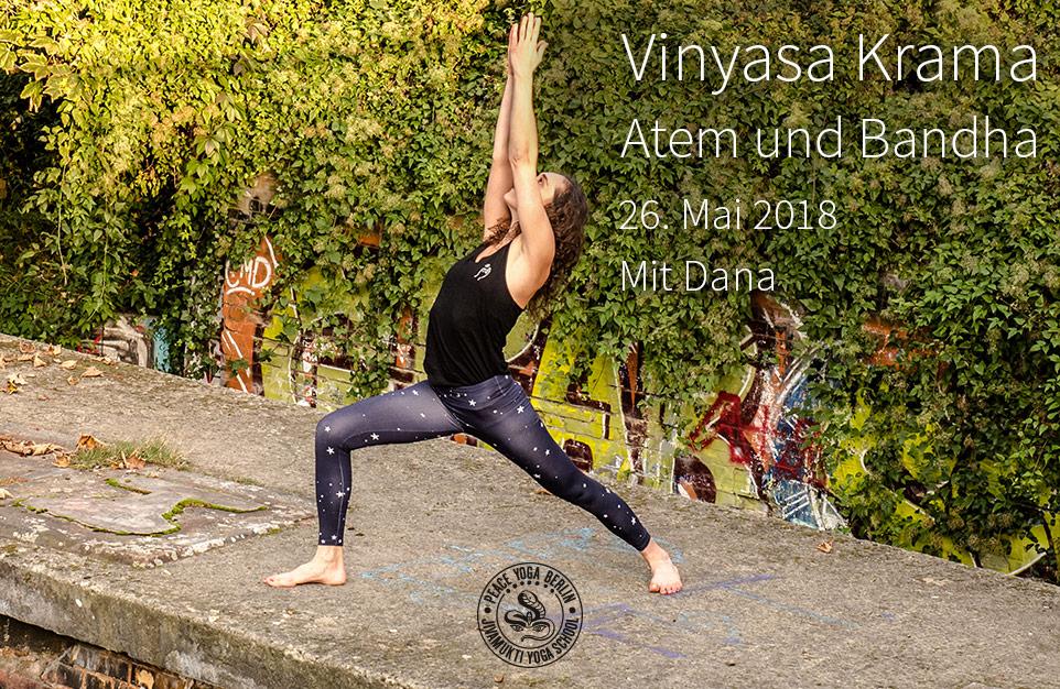 Vinyasa Krama Workshop Berlin