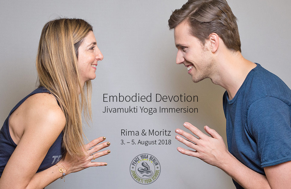 Yivamukti Immersion Workshop