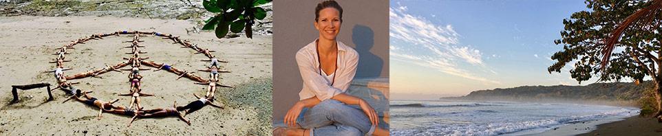 Sabrina Hense - Yogalehrerin Berlin, Certified Jivamukti Yoga Teacher
