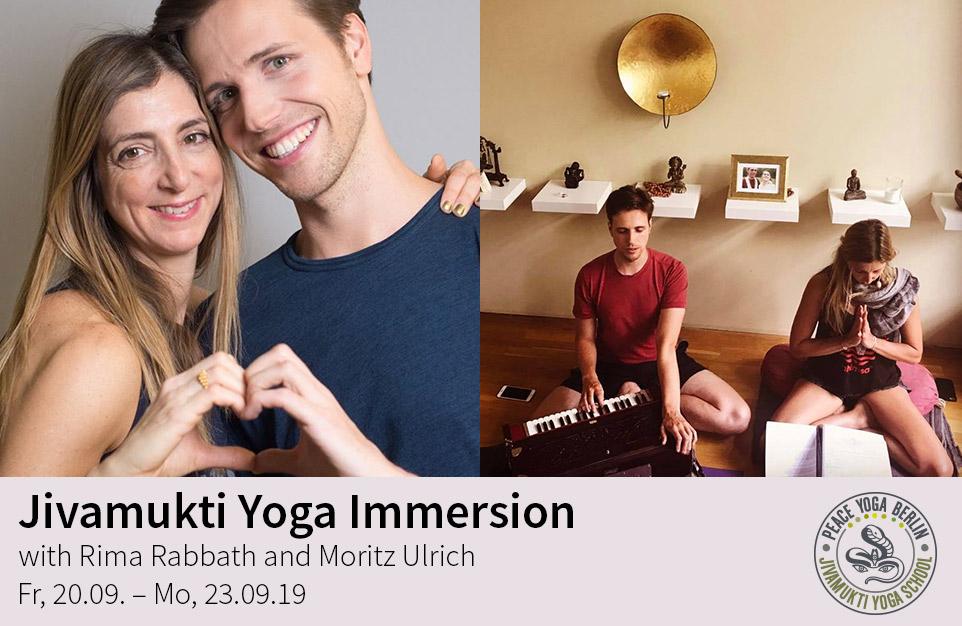 Jivamukti Yoga Immersion