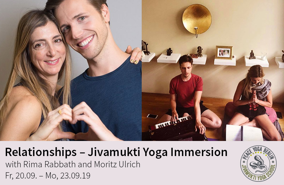 Jivamukti Yoga Immersion