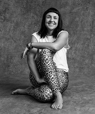 rebecca randak  yogalehrerin berlin advanced certified